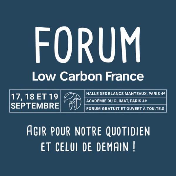 Forum Low Carbon