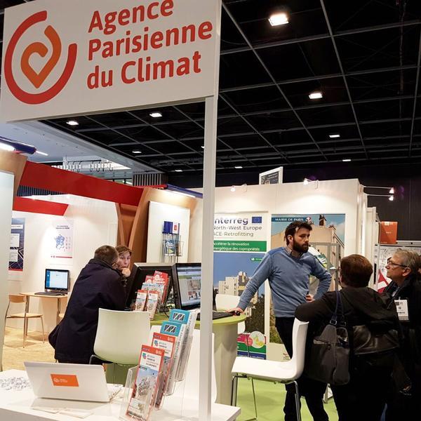 L'APC au Salon National de la Copropriété © APC
