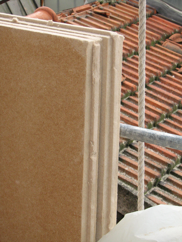Panneaux en fibre de bois