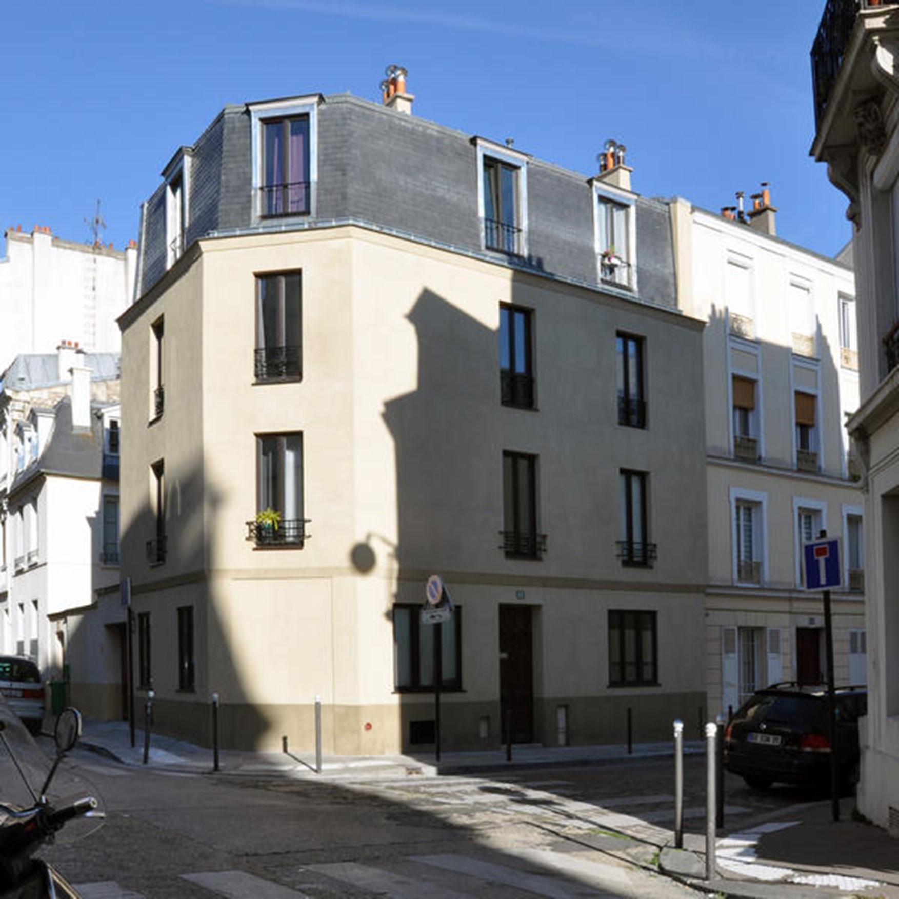 Rue des Artistes © Atelier D